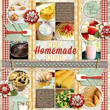scrapbooking cuisine 83 best on food images on pray layouts and