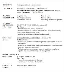 Sample Accountant Resume Accountant Resume Format Assistant Accountant Format 34
