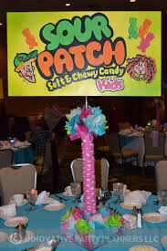 bar mitzvah sign in boards candy theme bat mitzvah innovative party planners