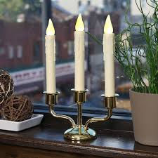 candle lights for windows decoration theme homesfeed