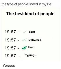 Typed Memes - the type of people l need in my life the best kind of people 1957