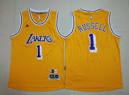 cheap adidas nba los angeles lakers 1 d angelo russell jersey