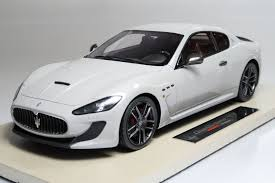 maserati gt top marques collectibles maserati granturismo mc stradale 1 18