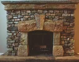 decor stone veneer fireplace eye catching stone veneer fireplace