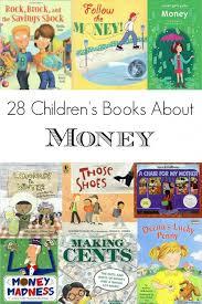 28 children s books about money that will