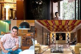 Aamir Khan Home Photos Expensive Homes Of Indian Celebrities Pictures Images