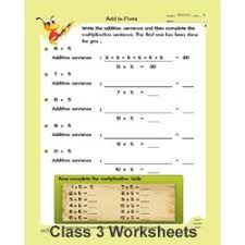 best solutions of free evs worksheets for class 3 for free