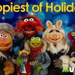 happy thanksgiving from disney and the muppets rama s screen