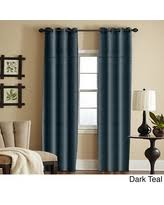 Dark Teal Curtain Panels Surprise Amazing Deals For Grand Luxe Curtains U0026 Drapes