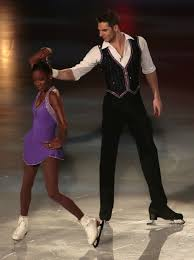 james l and morgan cipres of france perform during the figure