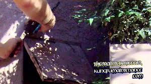 Replacing Outdoor Water Faucet How To Replace Water Leaking Outdoor Hose Bibb Faucet Running