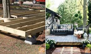 Patio Decking Designs by Build A Patio Deck Home Design Ideas And Pictures