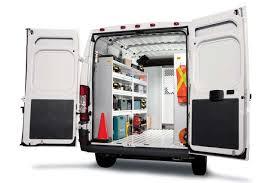 Cargo Van Shelves by Ram Promaster Van Shelving Systems Ranger Design