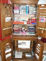 Sewing Cabinet With Lift by Sewing Cabinet Armoire U2013 Blackcrow Us
