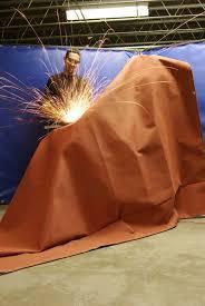 fire retardant welding blankets for sale high temperature insulation