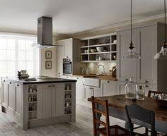 www kitchen collection com burford grained light grey kitchen from the shaker collection by
