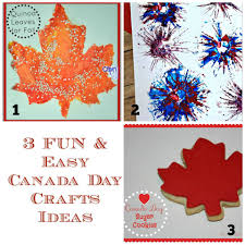 canada day activities for kids