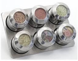 Soho Magnetic Spice Rack Kitchen Magnetic Spice Racks Remodelista