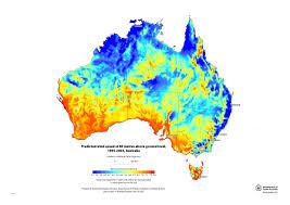 Australian Map Of The World by Resource Maps Renewablessa