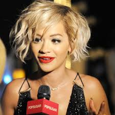 what does a bob hairstyle look like rita ora on what scandalized her most in fifty shades of grey