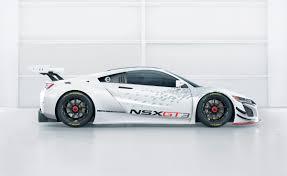 Acura Nsx Weight Nsx Gt3 Race Car Nsx Racing Acura Com