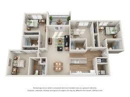 Apartment Building Floor Plans by University Courtyard Newark Apartments