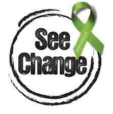 chagne ribbon green ribbon caign sparks increased discussion of mental health