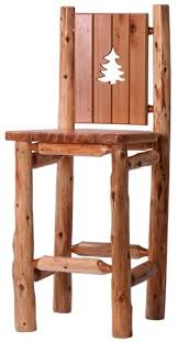 the 25 best log bar stools ideas on pinterest contemporary shed