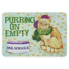 personalized gifts for cats personalized cat bowls mats bed