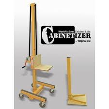 how to raise cabinets the floor telpro cabinetizer cabinet lift