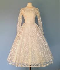 wedding dress pattern 1950 lace wedding dresses naf dresses