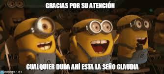 Memes De Los Minions - minion funny gracias por su atenci祿n en memegen