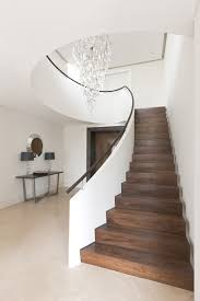 modern glass stainless staircases 10 traditional meets