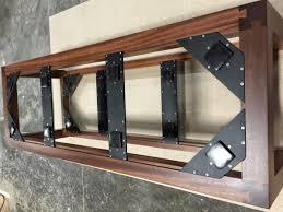 Wood Audio Rack Mono And Stereo High End Audio Magazine Sra Craz Rack Generation