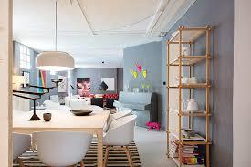 Cool Basement Apartment With Gorgeous Urban Design - Basement apartment designs