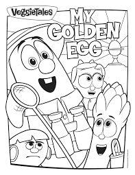 veggie tales easter veggie tales easter coloring pages 288078