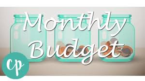 Dave Ramsey Budget Spreadsheet Excel Free January Budget 2017 Dave Ramsey Inspired Youtube
