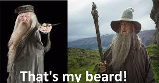 Gandalf Meme - dumbledore gandalf meme by flyguyrob on deviantart