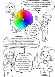 rebecca burgess u0027 comic redesigns the autism spectrum the mighty