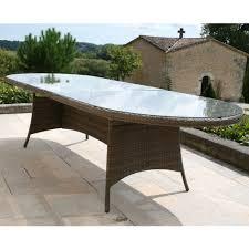Table De Jardin En Palette by