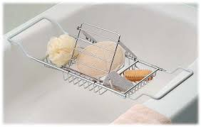 bathtub caddy with reading rack u2014 steveb interior