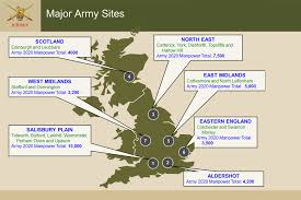 map us army bases army return from germany to boost uk economy by 1 8 billion gov uk