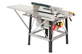 Site Table by Bks 400 Plus 4 2 Dnb 0104004000 Site Saw Metabo Power Tools