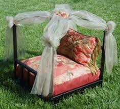Pet Canopy Bed Cathedral Canopy Bed Beds Blankets Furniture Furniture