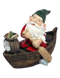 garden gnome solar light unique gifts shop colorful gifts