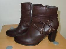 womens boots tu tu 100 leather boots for ebay