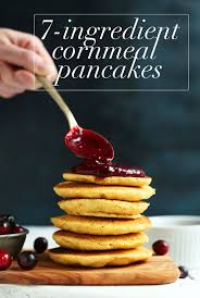 how was thanksgiving downy cornmeal pancakes 7 fixings organic alerts