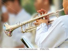 trumpets stock images royalty free images vectors