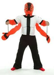 The Best Lazy Halloween Costume Is This Colonel Sanders Mask And by Ben 10 Spider Monkey Child Costume Spider Monkeys Ben 10 And