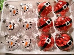clear ornament craft ideas ye craft ideas